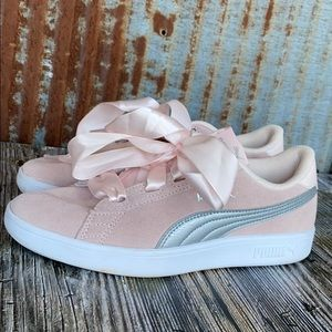 PUMA - Suede Canvas shoe